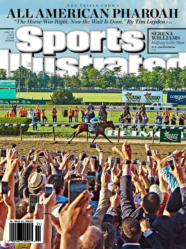 AmericanPharoah-Sports-Illustrated