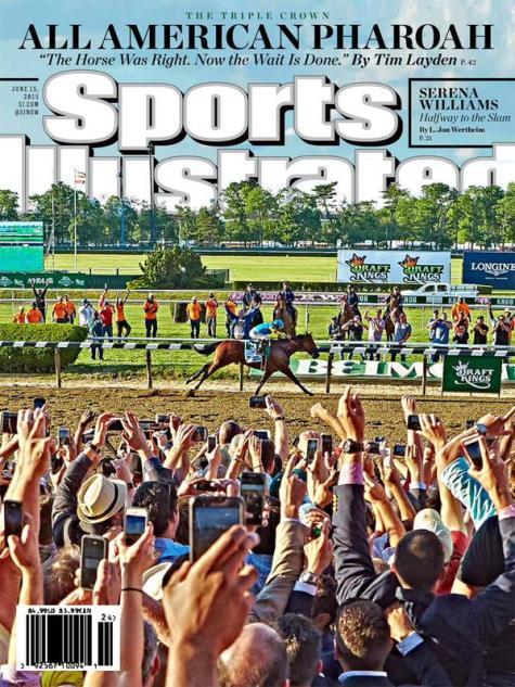 AmericanPharoah-Sports-Illustrated